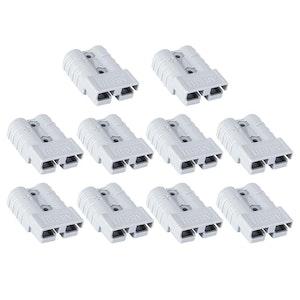 10x 50Amp Anderson Style Plug