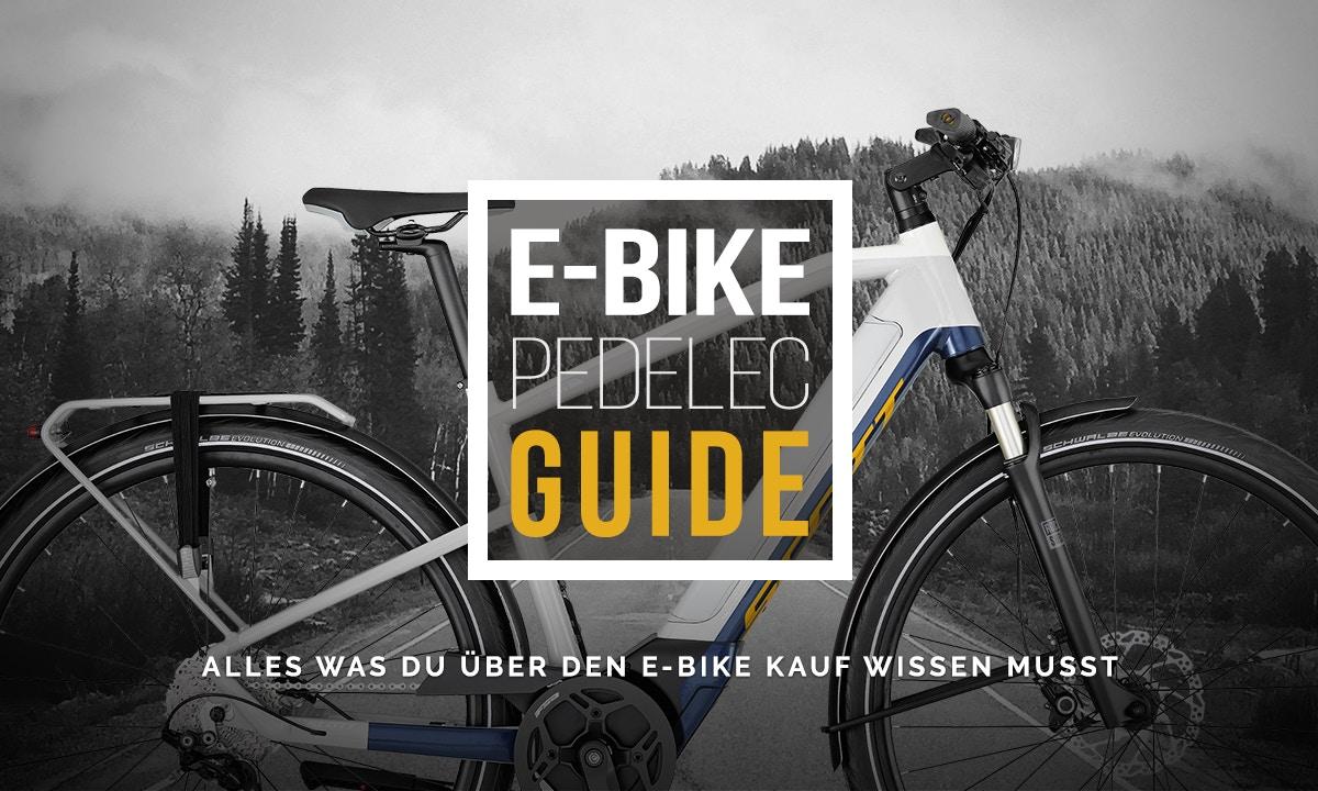E-Bike Kaufberatung: Der große Ratgeber