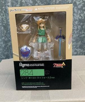 Legend of Zelda: A Link Between Worlds ver. Figma #284