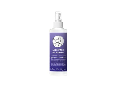 MicroMed for Horses Acute Care