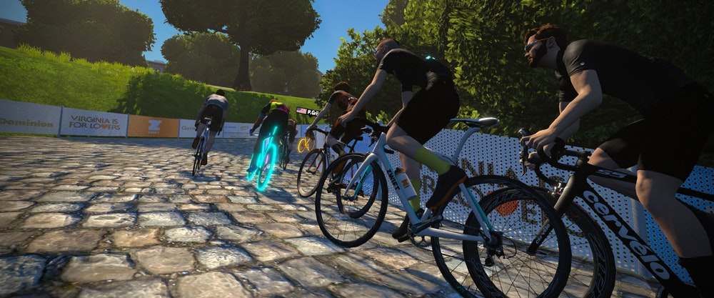 richmond-Zwift