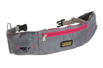 Doog Walkie Belt Grey/Pink