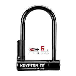 Kryptonite Keeper Mini 6 U-Lock Bike Lock
