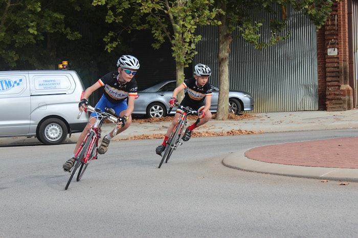 The Midland Cycling Club Youth Race