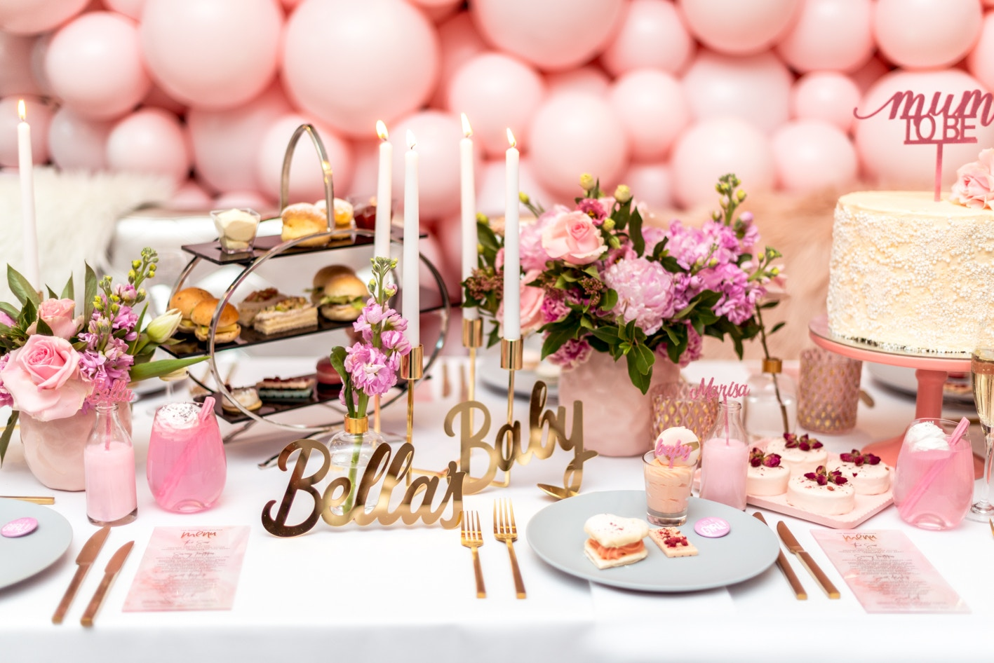 The Westin Baby Shower Melbourne High Tea Packages Lenzo