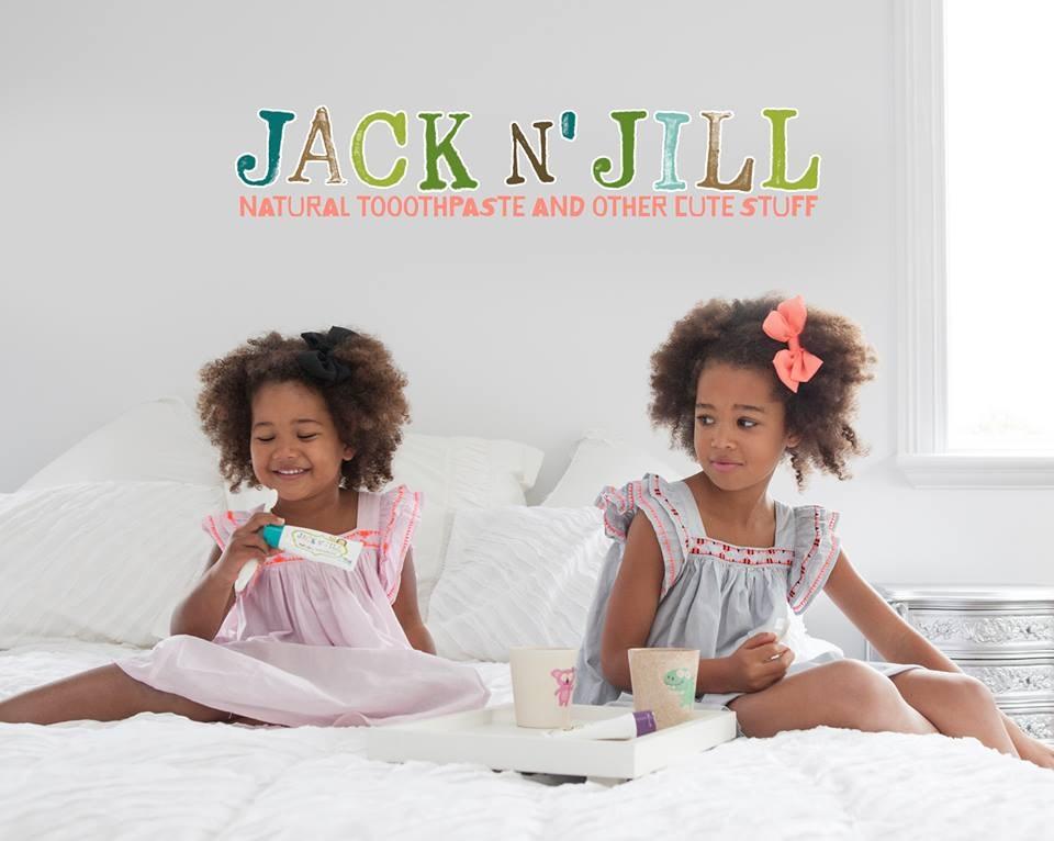 Meet Rachel from Jack N' Jill