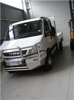 Iveco tow tug does the job at  reasonable prices