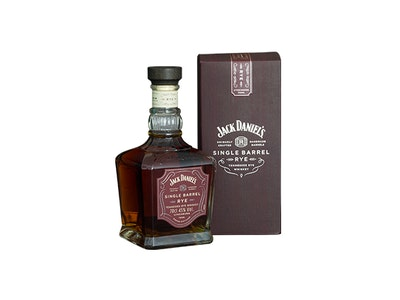 Jack Daniel's Single Barrell Rye 700mL