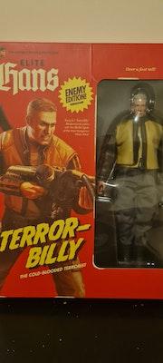 Wolfenstein 2: New Colossus Terror Billy Figurine.