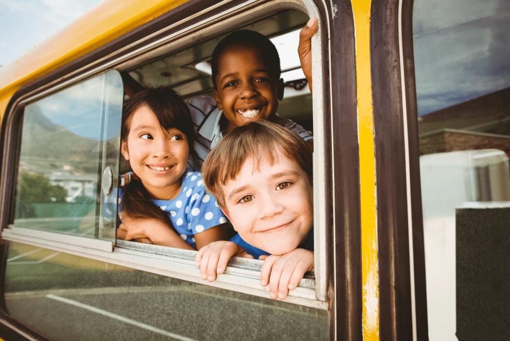 Fahrservice am Kindergeburtstag - darum lohnt es sich!