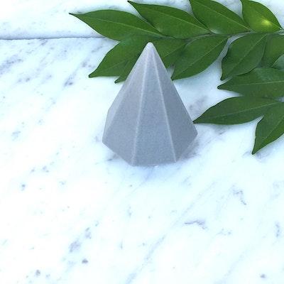 Arkara Architectural PRISM Concrete - 'Hex' Soap