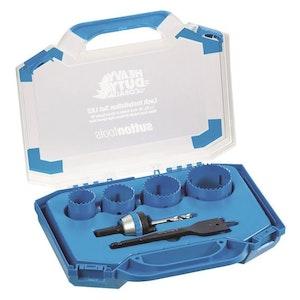 Sutton Bi Metal Holesaw Kit