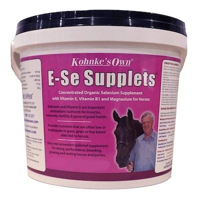 Kohnkes Own E-Se Horse Vitamin E & Organic Selenium Supplets - 3 Sizes