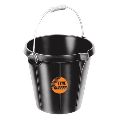 Tubtrugs Tubtrug Tyre Rubber Super Horse Feed Bucket Equine Stable 15L