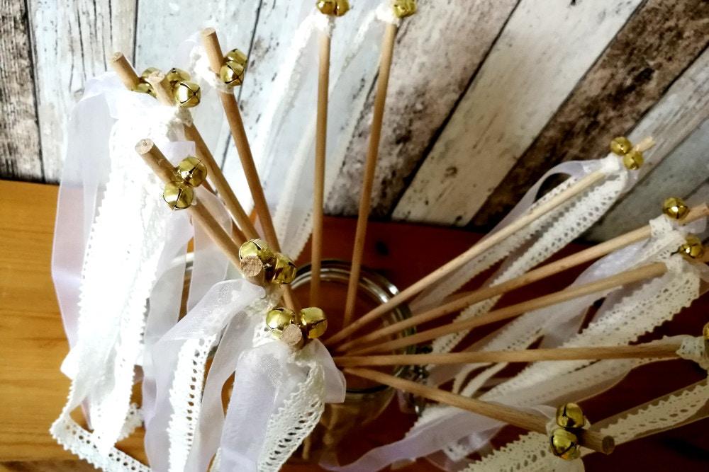 Wedding Wands selbst basteln DIY-Anleitung