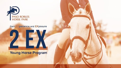 Paso Robles Horse Park 2EX Young Horse Program