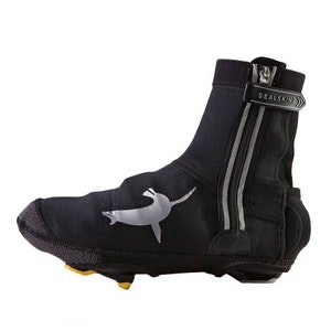 Sealskinz Halo Overshoes With Light