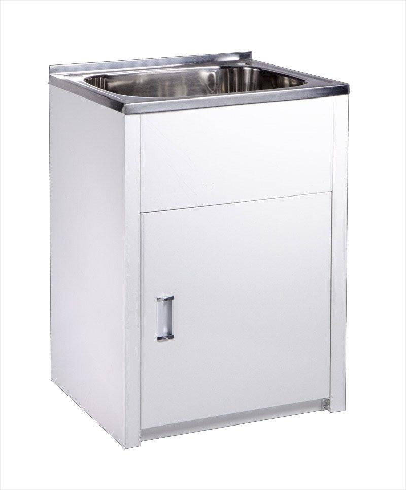 Sannine Bathrooms Single Trough Laundry Cabinet