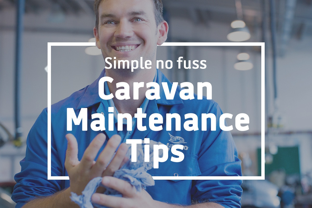 No fuss caravan maintenance tips