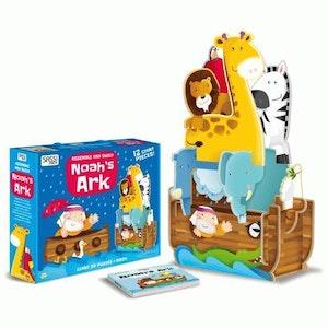 Sassi Junior Sassi - Assemble and Build - Noah's Ark