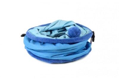 United Pets United Pet Cat Tube Blue