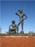 Remarkable art on route to Wiluna