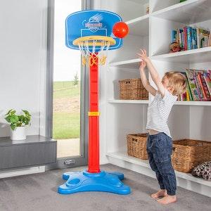 Lifespan Kids Buzzer Beater Basketball Set