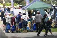 Melbourne Leisurefest tents are  popular