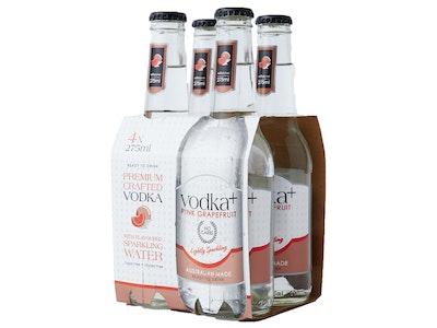 Vodka Plus Vodka+ Pink Grapefruit