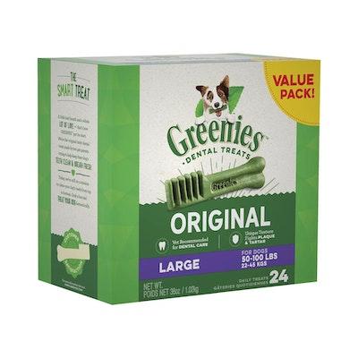 Greenies Original Value Pack Large 1KG