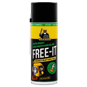 Wolfchester Free-It Penetrating Oil