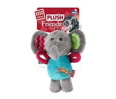 GIGWI Plush Friends Elephant Medium