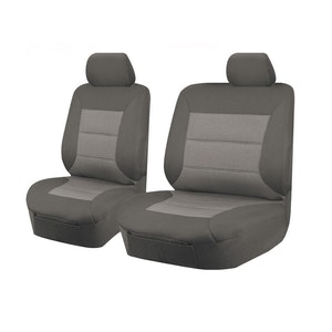 Premium Car Seat Covers For Mazda Bt50 Up Series 2011-2016 Single Cab | Grey