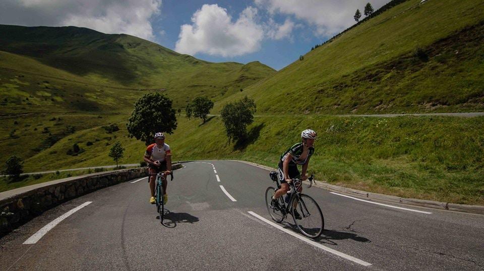 Hardcore Riding Through the Pyrenees