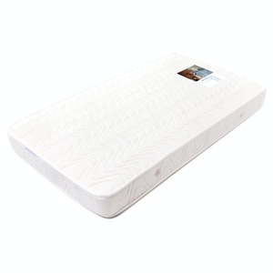 Babyrest Deluxe Innerspring Cot Mattress Double Quilted 1300 x 660 x 125 mm