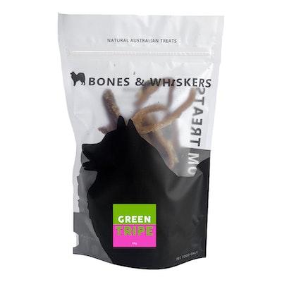 Bones & Whiskers Green Tripe 60g