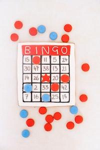 Cookie Game - Bingo (2 players)
