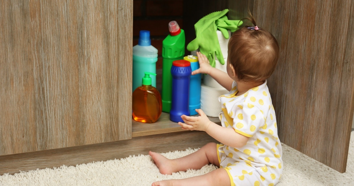 How to prevent childhood poisoning