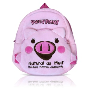 Piggy Paint Piggy Backpack