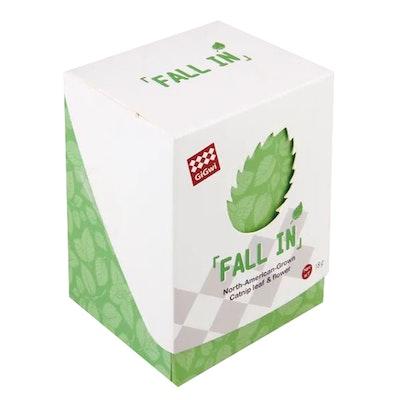 GIGWI Fall in Safe Catnip Leaf & Flower Bags 15 Pack