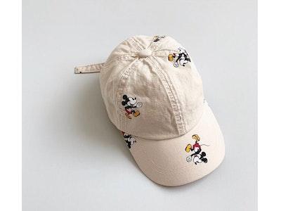 Mickey Mouse Ball Cap