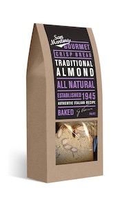 Almond Bread - Classic 100g