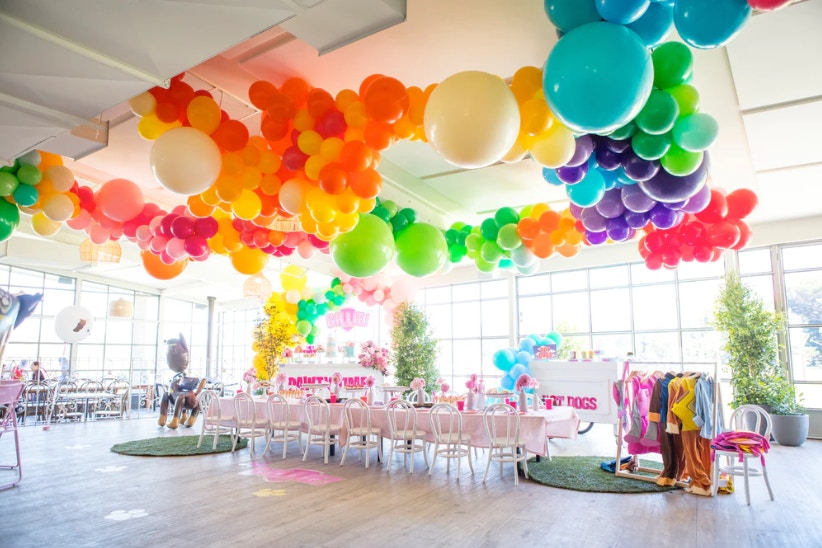 unique party themes for kids with party kit company lenzo