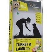 MEALS FOR MUTTS Dog Lite Turkey & Lamb 20kg