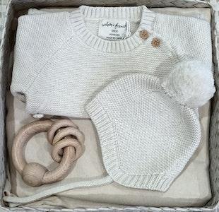 On Chic Baby Clothes Wilson & Frenchy Organic Newborn Baby Shower Gift Box
