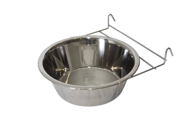 SUPERIOR PET GOODS Superior Pet Stainless Steel Bird Cage Coop Cup - 5 Sizes