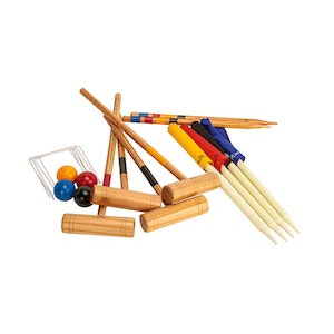 Jenjo Family Croquet Set