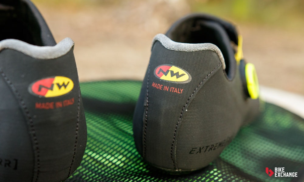 fullpage Northwave Extreme RR road shoe first impression 7