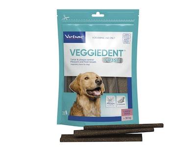 Virbac VeggieDent FR3SH Large Dog 15 Chews