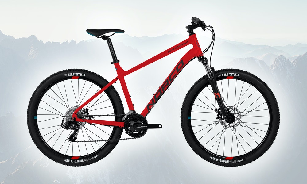 Norco Storm 7.4 2017 Best Budget Mountain Bikes for AUD 500 BikeExchange